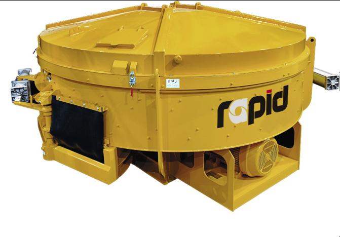 PAN betona maisītājs